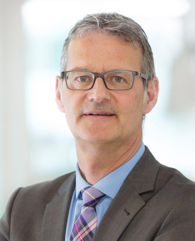 Dr. Gerald Gaß, Präsident der DKG